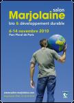 Marjolaine, salon bio et développement durable