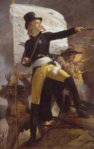 Pierre Narcisse Guérin, Henri de la Rochejacquelein, 1817, Musée d'art et d'histoire de Cholet.