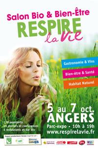 Salon Respire Angers