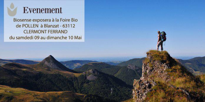 Matelas Naturel Biosense Foire Bio Pollen Clermont-Ferrand