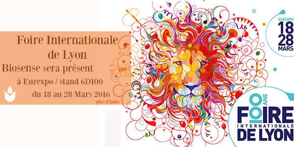 Matelas Latex Naturel Biosense Foire Internationale De Lyon 2016